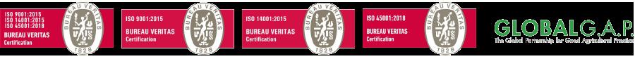 Logo Global Partnership para buenas practicas de agricultura