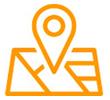 Icono mapa con ubicacion