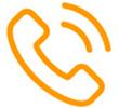 Icono de telefono de contacto